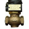 Modified Magnatrol Valve - Special Push Button Manual Override, Normally Open & Normally Closed