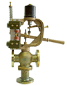 Trip Valves for Navy & Marine Applications